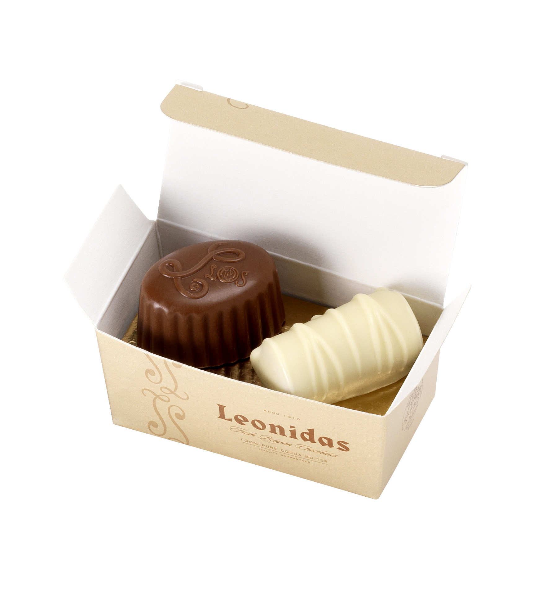 Gift Boxes Of 2 Chocolates